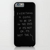 It Is OK iPhone 6 Slim Case