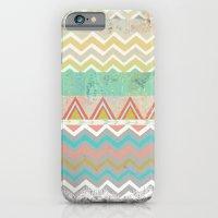 iPhone & iPod Case featuring Chevron by Tiffany Jones