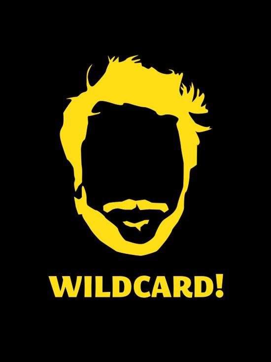 Wildcard! Canvas Print