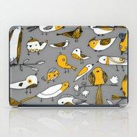 BIRD BUNCH iPad Case