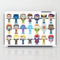 90's 'X-men' Robotics iPad Case