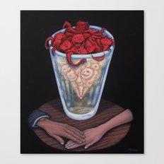 Goodnight, Fair Lady Canvas Print
