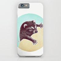 Climbing Raccoon iPhone 6 Slim Case