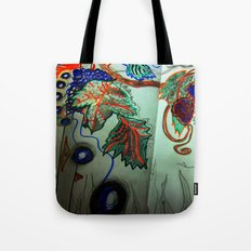 my first free standing fruit 2 Tote Bag