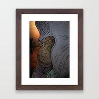 General Urko  Framed Art Print