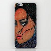 Ice Glance iPhone & iPod Skin