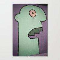 ESG002 Canvas Print
