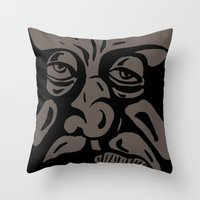 Intelligence Throw Pillow