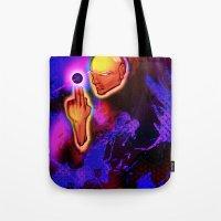 Spiritual Alignment Tote Bag