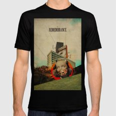 Remembrance Mens Fitted Tee Black SMALL