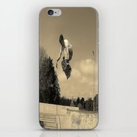 Adam Lindles iPhone & iPod Skin