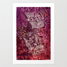 the old thing Art Print