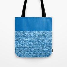 Riverside - Dazzling Blue Tote Bag