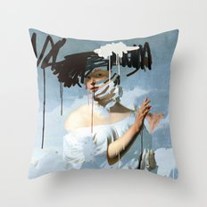 Harmony 5 Throw Pillow