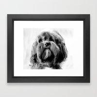 TAKE ME HOME Framed Art Print