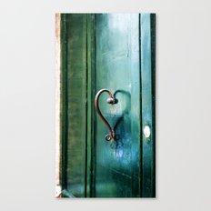 Handle on Love Canvas Print