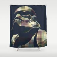 Star War | Storm Trooper… Shower Curtain