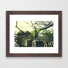 D I P T Y C H {I} Framed Art Print