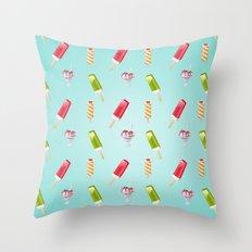 sweet summer  Throw Pillow