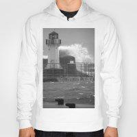 Ardrossan Lighthouse Ver… Hoody