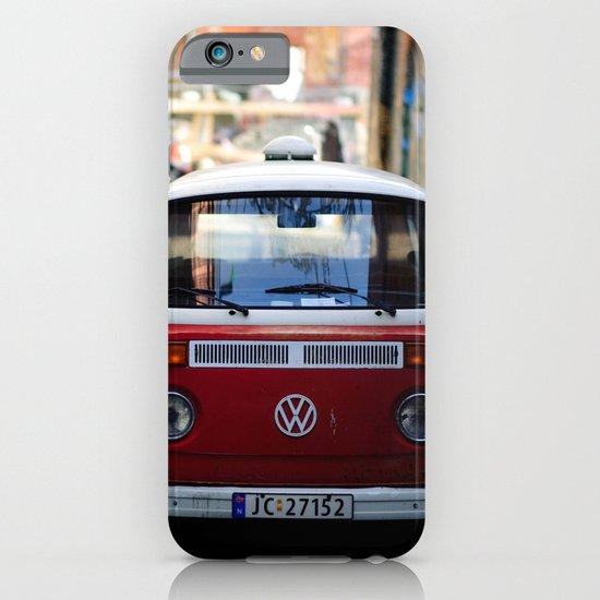Vw T1 iPhone & iPod Case