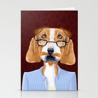 Mr. Retired Stationery Cards