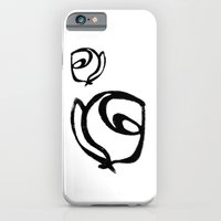 Flowers, Mother-Daughter… iPhone 6 Slim Case