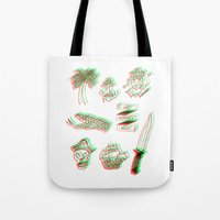One hundred miles Tote Bag