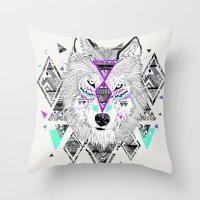 HONIAHAKA By Kyle Naylor… Throw Pillow