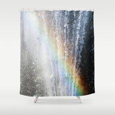Spectre Shower Curtain