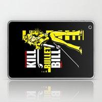 Kill Bullet Bill (Black/… Laptop & iPad Skin