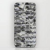 Atomic Bokeh (P/D3 Glitc… iPhone & iPod Skin