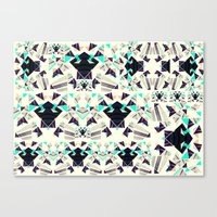 TOTAL MADNESS Canvas Print