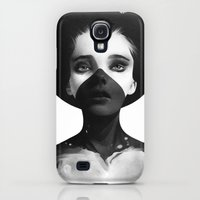 Galaxy S4 Cases featuring Hold On by Ruben Ireland