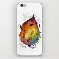 RainBowBow iPhone & iPod Skin