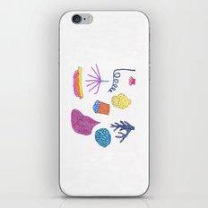 sea flora iPhone & iPod Skin