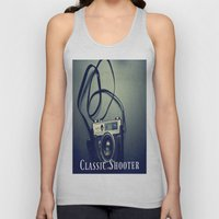 Classic Shooter Unisex Tank Top
