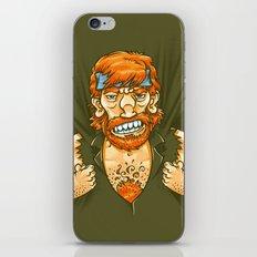 Who wears whom? iPhone & iPod Skin