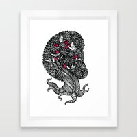 Ent Framed Art Print