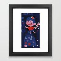Sweet Shop Framed Art Print
