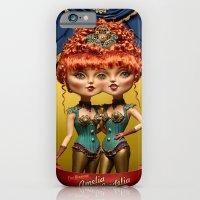 Amelia & Cordela iPhone 6 Slim Case