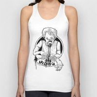 At The Testing Facility.… Unisex Tank Top
