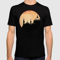 Basilica di San Marco SMALL Black Mens Fitted Tee