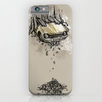iPhone & iPod Case featuring It's here daddy! by zansky