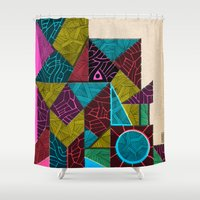 - astafarina - Shower Curtain