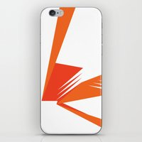 Comb iPhone & iPod Skin