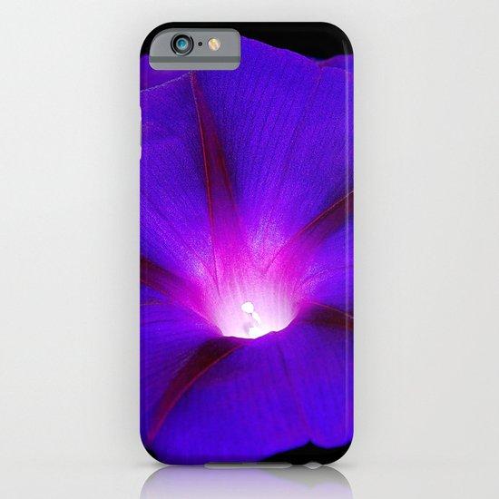Glorious purple iPhone & iPod Case