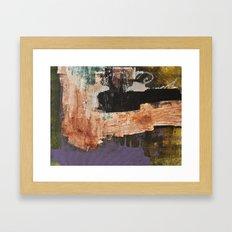 walls #2 Framed Art Print