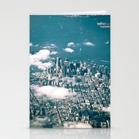 From Above: Manhattan Stationery Cards