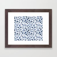 Water life Framed Art Print